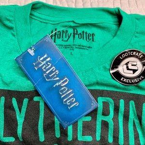 Harry Potter Slytherin t-shirt L